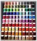 100 LARGE POLY MACHINE EMBROIDERY THREADS for BROTHER