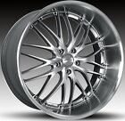 18 MRR GT1 WHEELS STAGGERED RIM FITS MERCEDES BENZ CLK CLASS 350 550 2007 2010