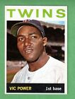 1964 Topps #355 Vic Power Twins NM MT