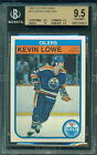 BGS 9.5 1982 83 OPC #113 KEVIN LOWE 2nd YEAR GEM MINT!! OILERS