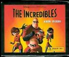 The Incredibles Box 50 Packs Stickers Panini Disney