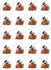 20 DISNEY MICKEY MOUSE HALLOWEEN OR MINNIE WITCH WATER SLIDE NAIL ART DECALS