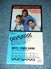 BOYS TOWN GANG Japan Only 1989 NM Tall 3
