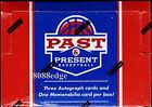 2011 11-12 PANINI PAST & PRESENT NBA HOBBY SEALED BOX: KOBE DURANT GRIFFIN AUTO