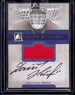 2007-08 ITG SUPERLATIVE AUTO JERSEY DOMINIK HASEK 1 50 AUTO SIGNED RED WINGS MT