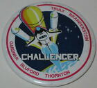 1983 Space Shuttle Challenger Mission Roy Truly  Crew Souvenir Pin 225