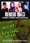 Avengers TV 50th Anniversary & Night of the Living Dead Promo Card NSU