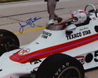 JANET GUTHRIE  AUTOGRAPHED  INDY 500 8 X 10 PHOTO TEXACO STAR-NASCAR