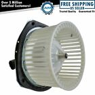 Heater Blower Motor w/Fan Cage for Buick Chevy Pontiac Oldsmobile