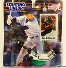 2000 KEN GRIFFEY JR. STARTING LINEUP MLB SEATTLE MARINERS FIGURE