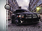 2012 2013 Dodge Charger Mopar Dealer Accessories Sales Brochure Catalog - SRT