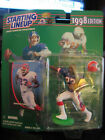 Starting Lineup 1998 Edition Antowain Smith Superstar Sports Collectible - NEW