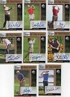 Robert Garrigus 2012 SP Authentic Sign of the times auto