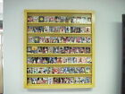 Baseball Card Display case Ungraded Cards Gold Monster