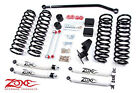 2007 2013 4 JK Suspension System 4 DOOR