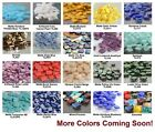 50 Square 2 Hole TILA Glass Beads 5mm Miyuki Choose Color NEW ARRIVALS