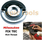 MILWAUKEE FIXTEC Angle Grinder Quick Release Blade/Disc Flange Locking Nut/Head