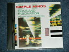 SIMPLE MINDS Japan 1991 NM CD SONS AND FASCINATION