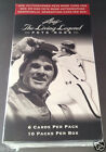 2012 LEAF THE LIVING LEGEND PETE ROSE New Factory Sealed Box 1 Rose Auto Per Box