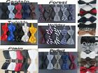 New Mens Fashion Unique Tuxedo Bowtie Wedding Party Bow Tie Necktie 5pcs Lot