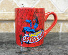 Spider-Man Coffee Mug Marvel Comics The AMAZING SPIDER-MAN Ceramic All Red