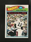 The Snake Enters the Hall of Fame! Top 10 Ken Stabler Football Cards 16