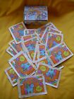 MY LITTLE PONY 50 ENVELOPES STICKERS IN THE ORIGINAL BOX ARGENTINA 1987