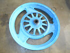 Honda vtr250 interceptor vtr 250 front rim wheel blue 1989 88 1988 89