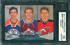 2011 12 UPPER DECK YOUNG GUNS CHECKLIST #250 NUGENT-HOPKINS KSA 10 GEM MINT!!