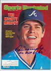 Autographed DALE MURPHY - Sports Illustrated 7 4 83 Atlanta Braves INSCRIBED