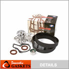 93 95 Geo Metro 10L SOHC Timing Belt GMB Water Pump Kit VIN 6