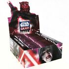 STAR WARS GALAXY SERIES 7 BOX Retail NEW SEALED 24 Packs 2012 TOPPS Sketch Card!