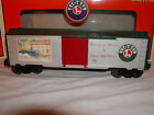 Lionel 6-36270 Home for the Holidays Christmas Box Car O-27 Angela Trotta Thomas