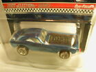 2007 Hotwheels RLC redline club Selections series BYE FOCAL blue with flames RR
