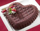 Nordic Ware 57848 Quilted Heart Baking Cake Pan
