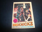 Spencer Haywood 1977-78 Topps #88 Knicks Detroit Signed Authentic Autograph N13