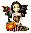 HALLOWEEN TWILIGHT Fairy Figurine Faery Figure Jasmine Becket-Griffith statue