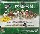 2008 Press Pass Factory Sealed Football HOBBY BOX 5 AUTOS Matt Ryan AUTO?