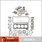 95 97 Suzuki Swift Geo Metro 13L SOHC Full Gasket Piston Bearing