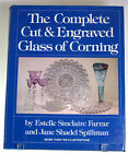 Book The Complete Cut  Engraved Glass of Corning