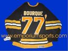 BOSTON BRUINS RAY BOURQUE SIGNED AUTHENTIC JERSEY w COA