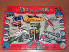 90'S VINTAGE TOY BATTERY OPERATED MIGHTY MOVERS FLEET TRUCK R/C MIB