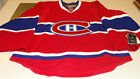Montreal Canadiens Red Home Jersey NHL Hockey Reebok Adult 54 Pro Authentic NWT