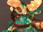 USA ARMY MARINES CAMOUFLAGE CAMO CHRISTMAS MOOSE 3 STARS PLUSH STUFFED ANIMAL