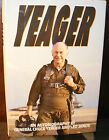 Yeager An Autobiography 1985 HCDJ Signed Ed VG+ Condition