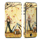 DecalGirl Matte Skin fits iPhone 5s Only ~ AUTUMN LEAVES by Bella Pilar