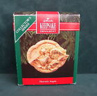 1992 Hallmark Keepsake HEAVENLY ANGELS Ornament NIB #2 in Series