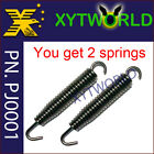38mm Exhaust Spring Header  Muffler for KTM 640 LC4 Prestige Supermoto 2003