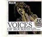(DR527) Voices Of Rock - 15 tracks - Classic Rock Magazine DVD