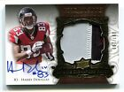 Harry Douglas EXQUISITE 2008 AUTO RC Rookie Card Atlanta Falcons # 199